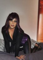 Kenia TS - transexual escort in Newbridge