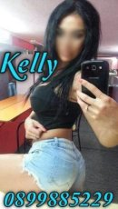 Spend some time with Kelly in Dublin City Centre North; you won't regret it