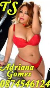 Adriana Gomes TS - escort in Santry