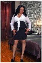 Ebony Susy - female escort in Navan