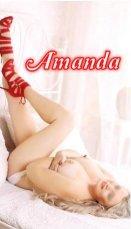 Meet Amanda in Ballsbridge right now!