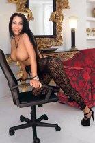 Soledad - erotic massage provider in New Ross