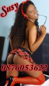 Susy - escort in Dublin City Centre North