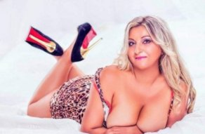 Busty Christina - escort in Citywest