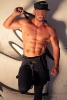 Muscled Spanish David XXL - male escort in Grand Canal Dock