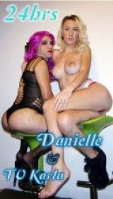 Danielle & TV Karla - escort in Dublin City Centre South