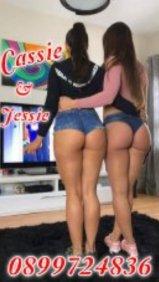 Cassie & Jessie - escort in Dublin City Centre South