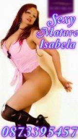 Mature Isabela - escort in Cork City